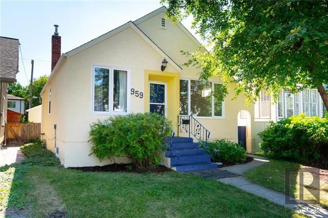 Main Photo: 959 Banning Street in Winnipeg: Residential for sale (5C)  : MLS®# 1820077