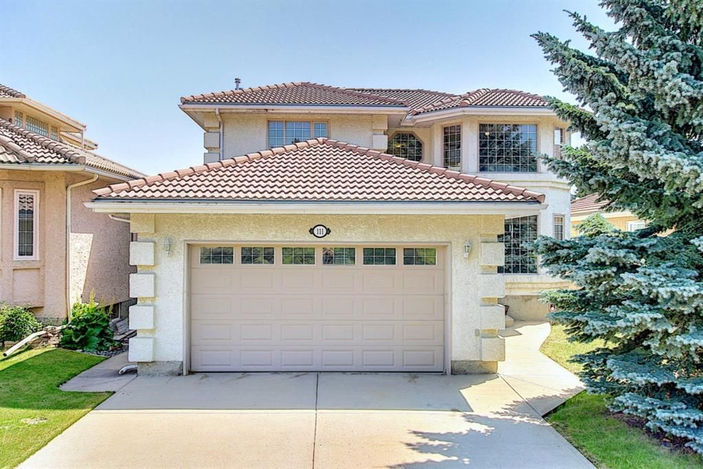 Main Photo: 111 Sirocco Place SW in Calgary: Signal Hill Detached for sale : MLS®# A1129573