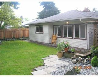 """Photo 9: 1140 MAPLEWOOD in North_Vancouver: Norgate House for sale in """"NORGATE"""" (North Vancouver)  : MLS®# V765977"""
