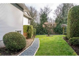 """Photo 37: 7 3351 HORN Street in Abbotsford: Central Abbotsford Townhouse for sale in """"Evansbrook"""" : MLS®# R2544637"""