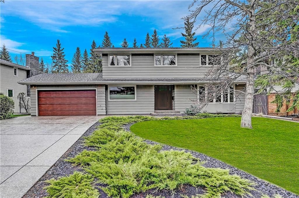 Main Photo: 3136 LINDEN Drive SW in Calgary: Lakeview Detached for sale : MLS®# C4246154