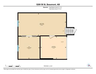 Photo 36: 5209 58 Street: Beaumont House for sale : MLS®# E4252898