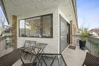 "Photo 20: 307 2080 MAPLE Street in Vancouver: Kitsilano Condo for sale in ""Maple Manor"" (Vancouver West)  : MLS®# R2562068"