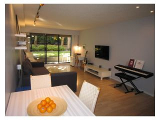 """Photo 5: # 107 2424 CYPRESS ST in Vancouver: Kitsilano Condo for sale in """"Cypress Garden"""" (Vancouver West)  : MLS®# V1009052"""
