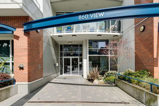 Photo 2: 510 860 View St in : Vi Downtown Condo for sale (Victoria)  : MLS®# 872035