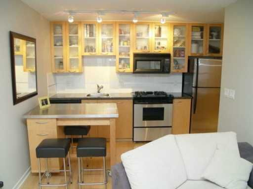 """Photo 5: Photos: 1804 969 RICHARDS ST in Vancouver: Downtown VW Condo for sale in """"MONDRIAN II"""" (Vancouver West)  : MLS®# V566498"""