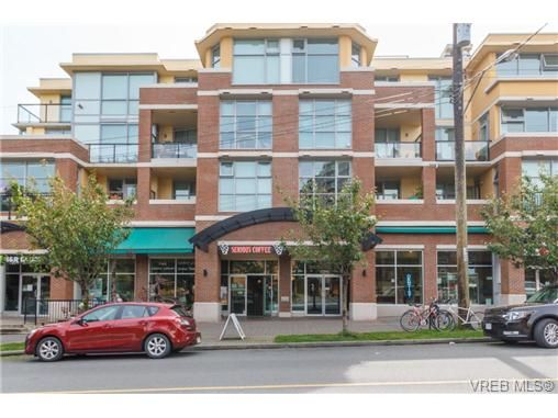 Main Photo: 314 225 Menzies St in VICTORIA: Vi James Bay Condo for sale (Victoria)  : MLS®# 731043