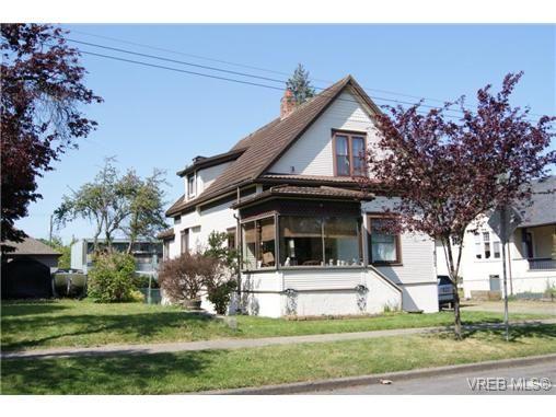Main Photo: 812 Wollaston St in VICTORIA: Es Old Esquimalt House for sale (Esquimalt)  : MLS®# 702085