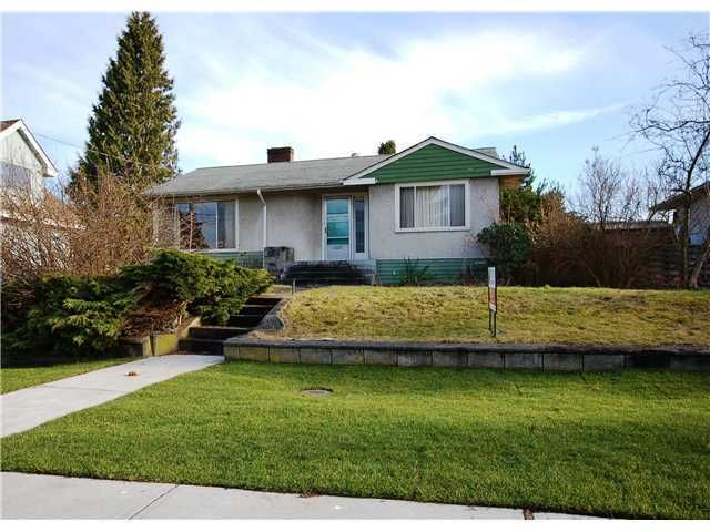 Main Photo: 8456 15TH Avenue in Burnaby: East Burnaby House for sale (Burnaby East)  : MLS®# C1009907