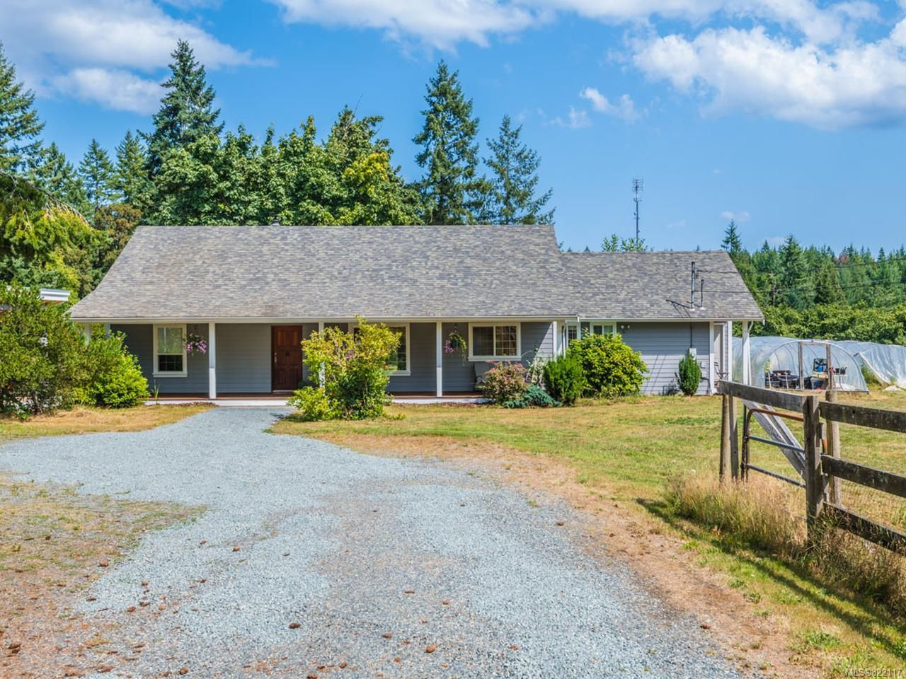 Main Photo: 3390 HENRY ROAD in CHEMAINUS: Du Chemainus House for sale (Duncan)  : MLS®# 822117