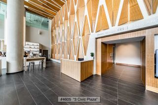 "Photo 2: 4605 13495 CENTRAL Avenue in Surrey: Whalley Condo for sale in ""3 Civic Plaza"" (North Surrey)  : MLS®# R2379820"
