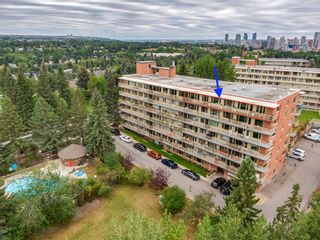 Photo 2: 706/707 3316 Rideau Place SW in Calgary: Rideau Park Apartment for sale : MLS®# A1137187