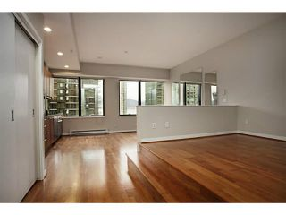 Photo 5: 505 1333 W GEORGIA Street in Vancouver: Coal Harbour Condo for sale (Vancouver West)  : MLS®# V996580