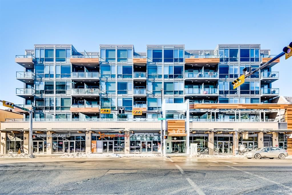 Main Photo: 208 301 10 Street NW in Calgary: Hillhurst Apartment for sale : MLS®# A1069899