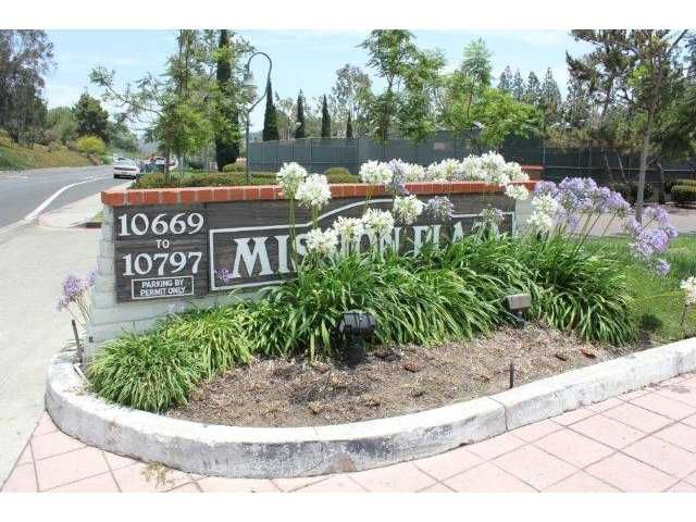 Main Photo: MISSION VALLEY Condo for sale : 1 bedrooms : 10767 San Diego Mission Road #210 in San Diego