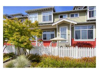"""Photo 1: 44 12333 ENGLISH Avenue in Richmond: Steveston South Townhouse for sale in """"Imperial Landing"""" : MLS®# V906538"""