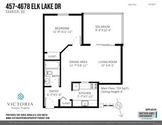 Photo 18: 457E 4678 Elk Lake Dr in : SW Elk Lake Condo for sale (Saanich West)  : MLS®# 879806