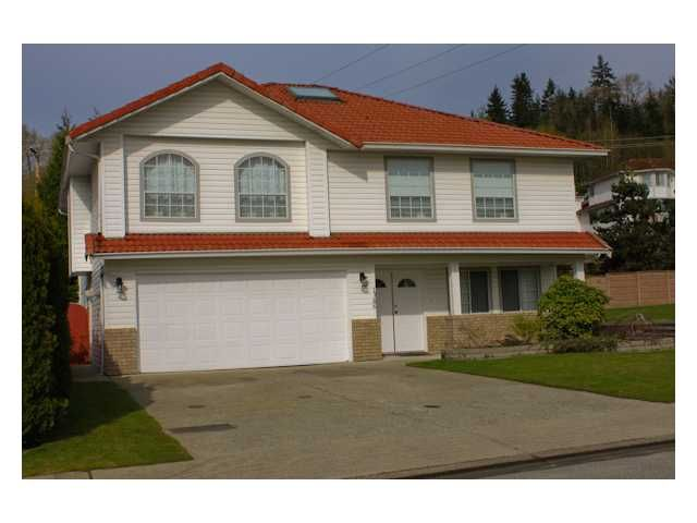 Main Photo: 1386 EL CAMINO Drive in Coquitlam: Hockaday House for sale : MLS®# V821150
