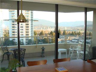 Photo 4: 1106 5790 PATTERSON Avenue in Burnaby: Metrotown Condo for sale (Burnaby South)  : MLS®# V1107765