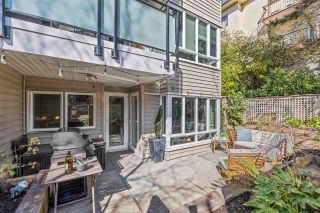 """Photo 4: 107 1823 E GEORGIA Street in Vancouver: Hastings Condo for sale in """"Georgia Court"""" (Vancouver East)  : MLS®# R2564367"""