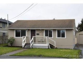 Photo 1: 3034 Doncaster Dr in VICTORIA: Vi Oaklands House for sale (Victoria)  : MLS®# 528826