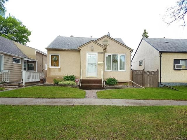 Main Photo: 1145 Ashburn Street in Winnipeg: Polo Park Residential for sale (5C)  : MLS®# 1815954