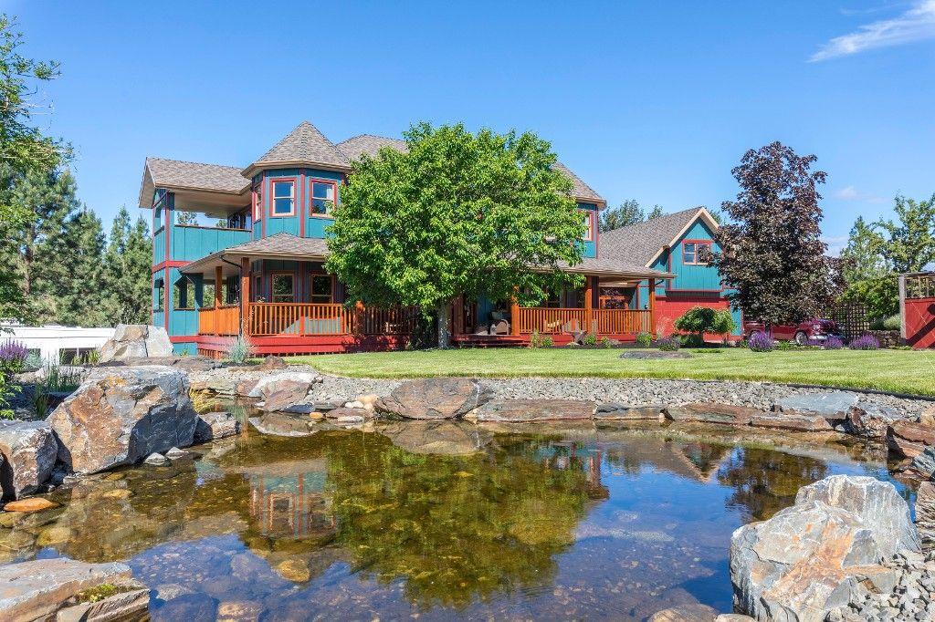 Main Photo: 4170 Seddon Rd in Kelowna: Sounth East Kelowna House for sale : MLS®# 10135953