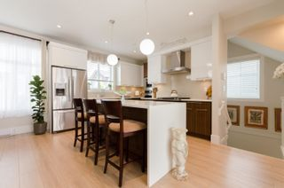 """Photo 6: 25 7665 209 Street in Langley: Willoughby Heights Townhouse for sale in """"ARCHSTONE YORKSON"""" : MLS®# R2620415"""