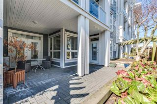 """Photo 13: 112 4500 WESTWATER Drive in Richmond: Steveston South Condo for sale in """"COPPER SKY WEST"""" : MLS®# R2443316"""