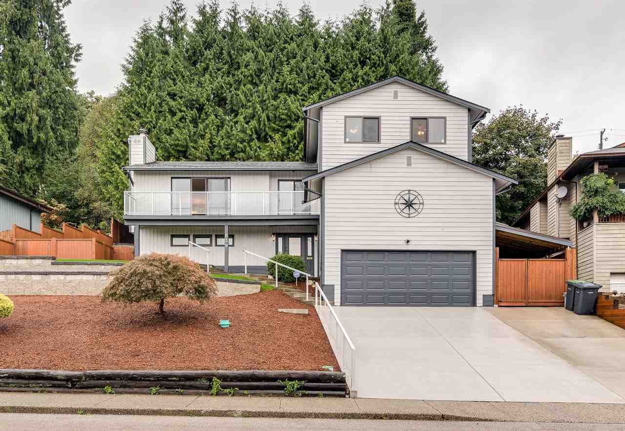 """Main Photo: 839 REDDINGTON Court in Coquitlam: Ranch Park House for sale in """"Ranch Park"""" : MLS®# R2408077"""