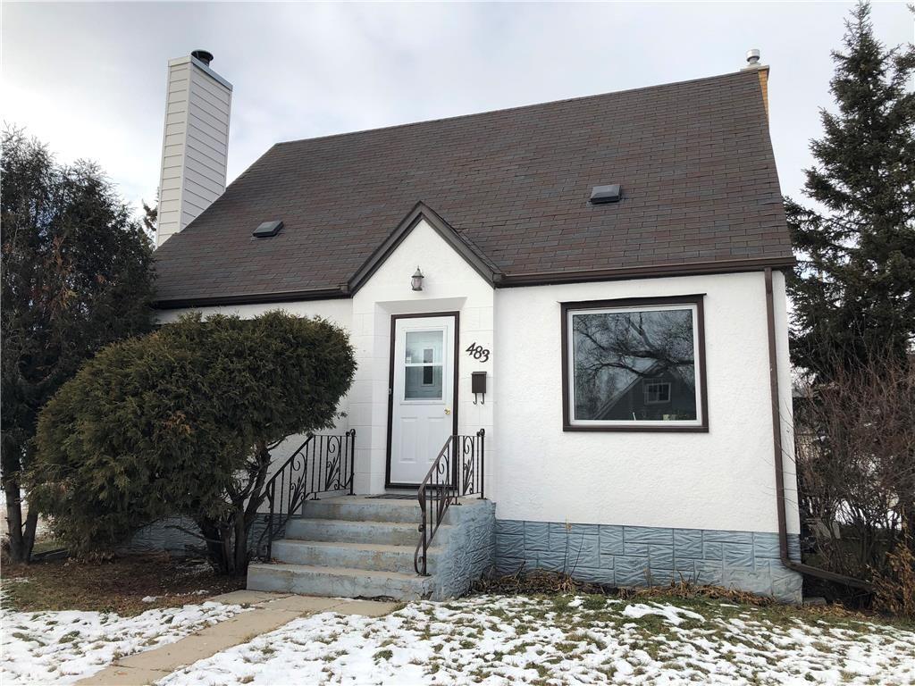 Main Photo: 483 Notre Dame Street in Winnipeg: St Boniface Residential for sale (2A)  : MLS®# 1931827