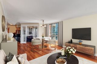 """Photo 4: 1002 1625 HORNBY Street in Vancouver: Yaletown Condo for sale in """"Seawalk North"""" (Vancouver West)  : MLS®# R2614160"""