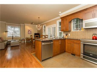 """Photo 4: 1 1486 EVERALL Street: White Rock Townhouse for sale in """"EVERALL POINTE"""" (South Surrey White Rock)  : MLS®# F1450870"""