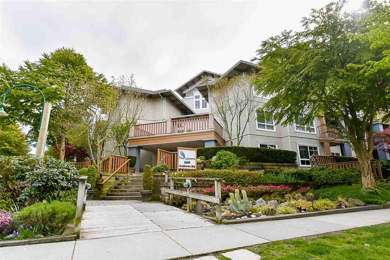 Main Photo: 229 5600 ANDREWS ROAD in Richmond: Steveston South Condo for sale : MLS®# R2162664