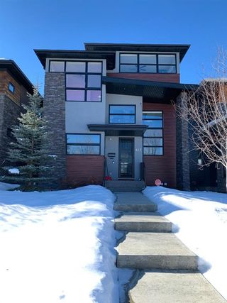 Main Photo: 417 16 Street NW in Calgary: Hillhurst Detached for sale : MLS®# A1041533
