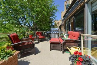 Photo 5: 18 1220 Prominence Way SW in Calgary: Patterson Row/Townhouse for sale : MLS®# A1133893