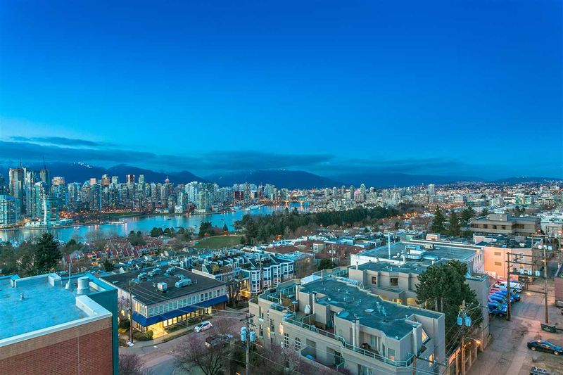 FEATURED LISTING: 803 - 2483 SPRUCE Street Vancouver