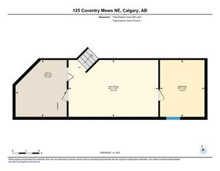 Photo 30: 125 Coventry Mews NE in Calgary: Coventry Hills Detached for sale : MLS®# A1017866