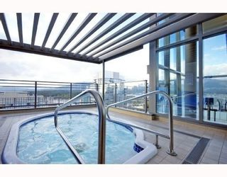 Photo 7: # 2201 1205 W HASTINGS ST in Vancouver: Condo for sale : MLS®# V758572
