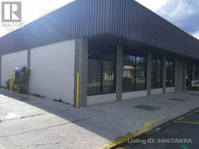 Main Photo: 111 GOVERNMENT ROAD in Hinton: Other for lease : MLS®# AWI34967