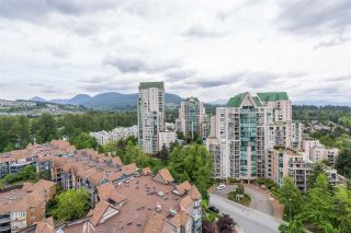 Photo 9: 1706 3071 GLEN Drive in Coquitlam: North Coquitlam Condo for sale : MLS®# R2169869