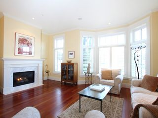 Photo 6: 2580 VINE Street in Vancouver: Kitsilano Townhouse for sale (Vancouver West)  : MLS®# V989268