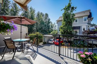 """Photo 20: 24 20120 68 Avenue in Langley: Willoughby Heights Townhouse for sale in """"The Oaks"""" : MLS®# R2599788"""