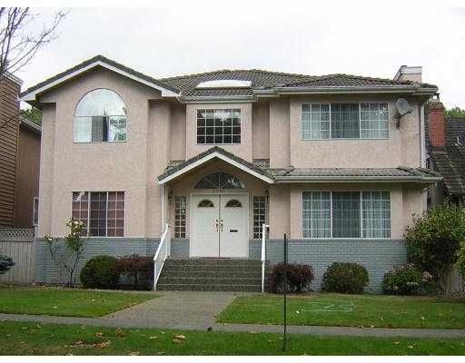 Main Photo: 3091 W 37TH Ave in Vancouver: MacKenzie Heights House for sale (Vancouver West)  : MLS®# V622475