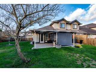 "Photo 33: 86 6449 BLACKWOOD Lane in Chilliwack: Sardis West Vedder Rd Townhouse for sale in ""Cedar Park"" (Sardis)  : MLS®# R2529029"