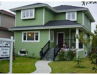Photo 2: 6248 BALACLAVA ST in Vancouver: Kerrisdale House for sale (Vancouver West)  : MLS®# V599667