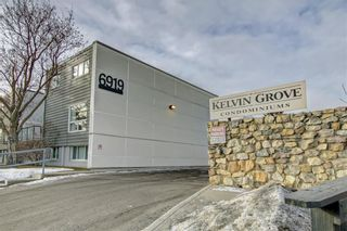 Photo 2: 141 6919 Elbow Drive SW in Calgary: Kelvin Grove Apartment for sale : MLS®# C4239250