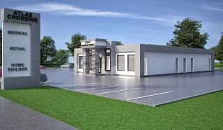 Photo 2: 10701 100 Avenue: Morinville Office for lease : MLS®# E4224030