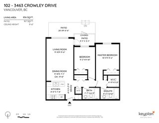 """Photo 32: 102 3463 CROWLEY Drive in Vancouver: Collingwood VE Condo for sale in """"Macgregor Court"""" (Vancouver East)  : MLS®# R2498369"""