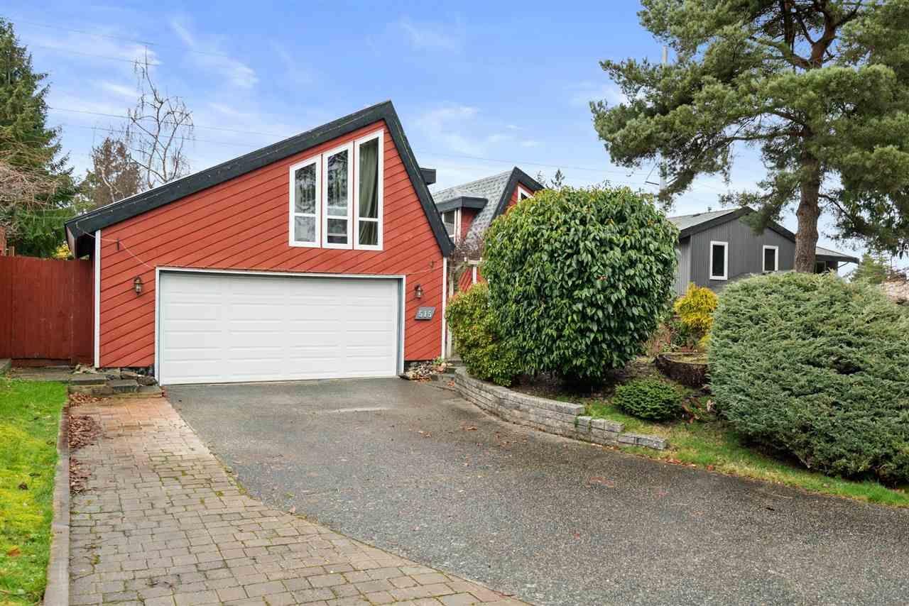 Main Photo: 515 TRALEE CRESCENT in Delta: Pebble Hill House for sale (Tsawwassen)  : MLS®# R2533847